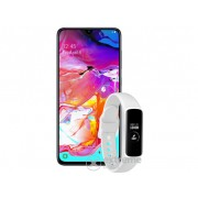 Samsung Galaxy A70 Dual SIM (SM-A705), pametni telefon, White (Android)