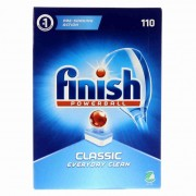 Finish Powerball Classic 110 pcs Dishwasher Tablets