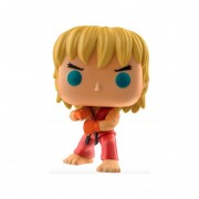 Funko Pop Ken Special Attack Street Fighter Videogame Retro