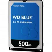 "Western Digital Blue 500GB 2.5"" SATA notebook winchester"
