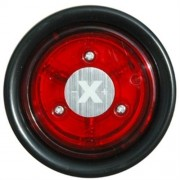 Active People Flex Gap Yo-Yo - Black and Red