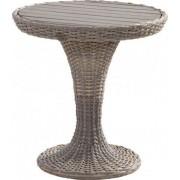4 Seasons Outdoor Dover bistro tafel Polywood 74 cm. Ø (H 76 cm.) - Lagun