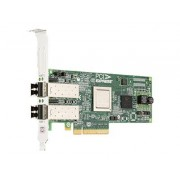 Dell Emulex LPE12002 Dual Channel 8Gb PCIe Host Bus Adapter, Low Profile