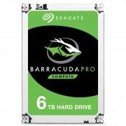 "Seagate Barracuda Pro ST6000DM004 - Disco rígido - 6 TB - interna - 3.5"" - SATA 6Gb/s - 7200 rpm - buffer: 256 MB"