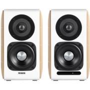 Boxe Edifier S880DB, 2.0, Hi-Res, 88 W, Bluetooth (Alb/Maro)