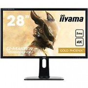 IIYAMA 28 inch LCD Monitor G-MASTER Phoenix Gold GB2888UHSU-B1