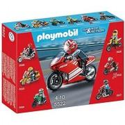 Playmobil Superbike Vehicle Building Kit