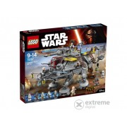 LEGO ® Star Wars TM Vehiculul AT-TE al capitanului Rex 75157