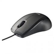 Trust Comodo Mouse Ottico Con Collegamento Usb, Adatto Per Tutti I Computer Dotati Di Porta Usb