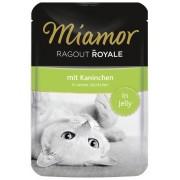 Miamor Cat Ragout králík v želé - kapsička 100 g