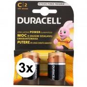 Duracell 6 pack Duracell batterijen CR14
