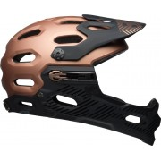 Bell Super 3R Mips Downhill Casco Bronce S (52-56)