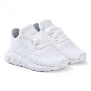 adidas Originals Swift Run Sneakers Vit Barnskor 25 (UK 7.5)