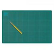 > PIANO ANTITAGLIO DOPPIA SUPERFICIE F.TO 90X60CM ART.CM-90 (unit