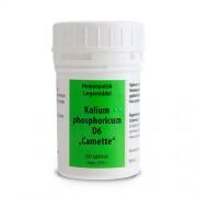 Camette Kalium Phos. D6 Cellesalt 5 - 200 Tabl