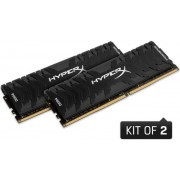 Memorii Kingston HyperX Predator Black Series DDR4, 2x4GB, 3200 MHz, CL 16