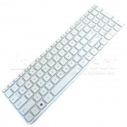 Tastatura Laptop HP 350 G2 alba cu rama + CADOU