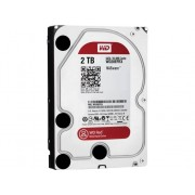 Western Digital Disco HDD Interno WESTERN DIGITAL WD10EFRX (2 TB - SATA - 5400 RPM)
