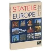 Statele Europei. Mică enciclopedie de istorie.