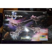 Babylon 5 Starfury Mk 1...revell!: 1:72 Scale Model..56 Pieces..skill 2