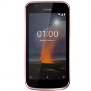 "Smart telefon Nokia 1 DS Crvena 4.5""IPS, QC 1.1GHz/1GB/8GB/5&2Mpix/4G/Android 8.1"