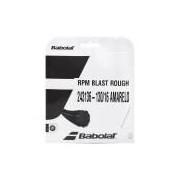 Corda Babolat RPM Blast Rough 16L 1.30mm - Set Individual Amarela