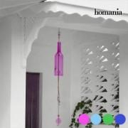 Homania Crystal Bottle Wind Harp - Färg: Grön