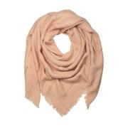 Amorita Rosea - zimní pléd světle růžová