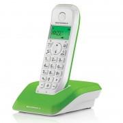 Motorola S1201 Telefone Sem Fios Verde