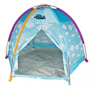 """Pacific Play Tents Kids Come Fly with Me Dome Tent for Indoor / Outdoor Fun - 72"""" x 60"""" x 49"""""""