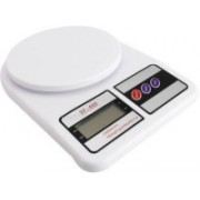 JUNGLE CASE Kitchen Scale SF400 Weighing Scale(White)