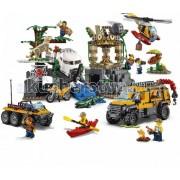Lego Конструктор Lego City 60161 Лего Город База исследователей джунглей