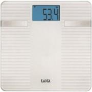 Cantar de baie Laica PS7003, 180 kg, Bluetooth (Alb)
