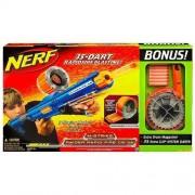 Nerf N Strike Raider Rapid Fire Cs 35 Blaster Bonus Pack