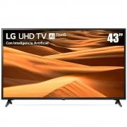LG pantalla led lg 43 pulgadas uhd smart 43um7100pua
