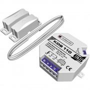 Kontroler za ventilaciju s kablom Schabus KDS110 1150 W bijeli