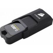 USB Flash Drive Corsair Voyager Slider X1 256GB USB 3.0 Negru