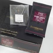 Dammann Earl Grey Yin Zhen ceai negru 24 pliculete
