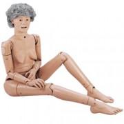 manichino modello 1 anziana per assistenza geriatrica - peso 10kg - 94