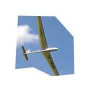 Let legendárním větroněm Blaník L-13, , 1 osoba, 20 minut