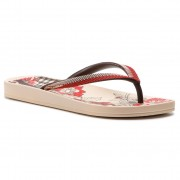Джапанки IPANEMA - Anat Lovely Ix Fe 82518 Beige/Brown/Red 22960