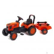 Falk Traktor Kubota sa prikolicom (2065ab)