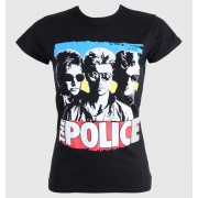 tricou stil metal femei copii Police - Greatest - PLASTIC HEAD - PH8207G
