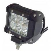 Munkalámpa 6 CREE LED-es (95x80mm) szúró fény