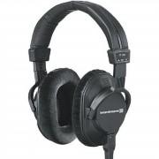 beyerdynamic DT 250 /250 Auriculares de estudio cerrados, 250 Ohmios, negro