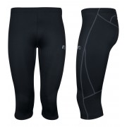 NEWLINE BASE Pánské kompresní 3/4 běžecké kalhoty 14409-060 černá XXS
