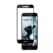 Folie protectie ecran din sticla securizata Huawei P8 Lite 2017/ P9 Lite 2017 pentru tot ecranul 3D Full Glue Neagra