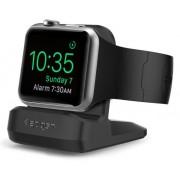 Apple doplňky Spigen S350 noční stojánek Apple Watch černý