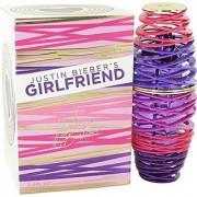 Justin Biebers Girlfriend Eau De Parfums 3.4 Ounce