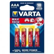 Baterie Varta Max Tech AAA 1.5V 4buc/set